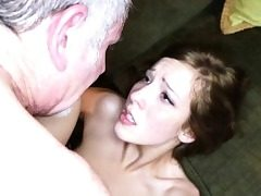 Teenager stepdaughter pounded