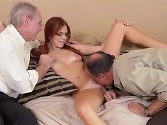 Guy nail his old sister Frankie And The Group Take a Trip Dow