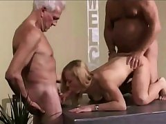 Antique Old Young Teenie Female Fucked grey hair grandpas