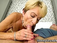 Tongued pensioner creamed