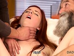 DADDY4K. Dirty boy fingers Girlfriend for cheating on him with...