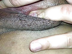 Indian masturbating woman