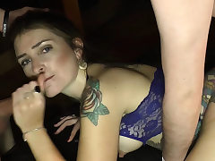 German large creampie spunk inwards gangbang orgy